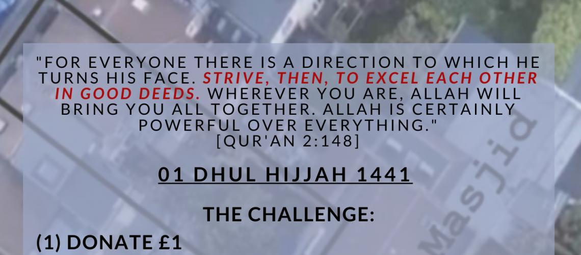 MAB £1 challenge